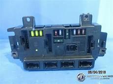 centralina computer bsi fiat panda 2 ii 169 fusibili