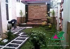 Desain Taman Minimalis Jasa Tukang Taman Surabaya