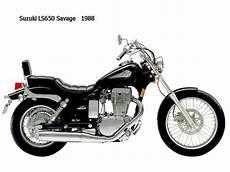 1989 Suzuki Ls 650 Savage Moto Zombdrive