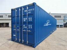 container 40 hc 40 high cube container view specifications