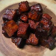 pork belly burnt ends recipes church