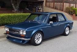 KA24DE Powered 1972 Datsun 510 5 Speed For Sale On BaT