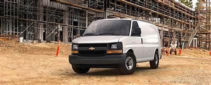 2016 Chevy Express Cargo Work Van  GM Fleet