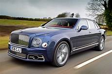 bentley mulsanne most comfortable cars most comfortable cars sale auto express