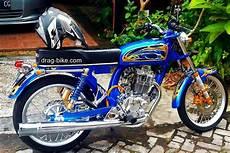 Variasi Motor Cb by Modif Honda Cb 100 Nganjuk Hobbiesxstyle