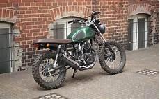 cafe racer scrambler bike 125 ccm 4 takt neufahrzeug