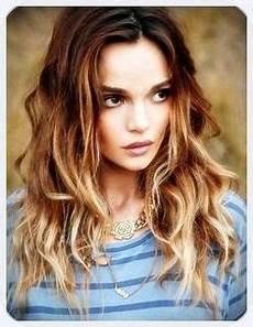 Haarfarben Trends 2018 Damen Frisuren Frisuren Frauen