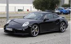 2015 Porsche 911 Turbo S Facelift Car Brand News