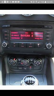 Audi Tt J8 Handy Verbinden Auto Radio Navi