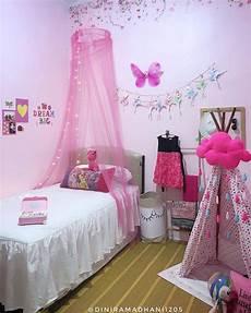 65 Gambar Desain Kamar Tidur Pink Paling Cantik Rumah