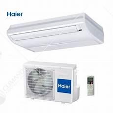 condizionatori a soffitto condizionatore climatizzatore inverter haier soffitto