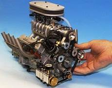 1 4 scale gas v 8 engines sound just like the real thing