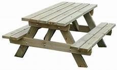 table et banc en bois pour exterieur mobilier ext 233 rieur pour collectivit 233 s sas sodifrex le