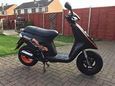 piaggio typhoon 50cc scooter 2009 in swindon wiltshire