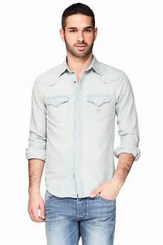 Denim 15 Chemises En Homme Pour Un Look Tendance