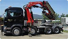Ausmalbilder Lkw Mit Kran Fa Thaller Ihr Spezialist F 252 R Transporte Und Kranverleih