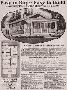 craftsman bungalow house plans 1930s montgomery ward kit house lawndale 1930 traditional