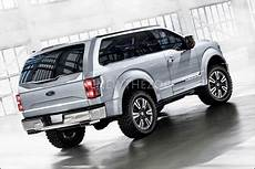 2020 ford bronco and ranger ford 2020 ford bronco suv to be based on ranger ute