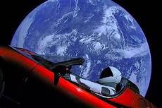 falcon heavy tesla spacex launched a tesla car atop its falcon heavy rocket