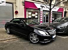 Voiture Mercedes Classe E Cabriolet 350 Cdi Blueefficiency