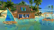 The Sims 4 Island Living The Grid House Giveaway