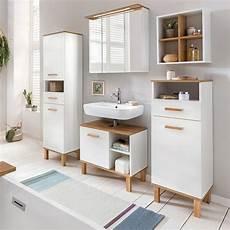 badmoebel guenstig badm 246 bel set 90 cm badschrank spiegel drehbar