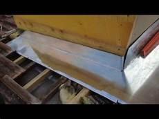 pose d un cheneau en zinc abergement zinc omega10 sur tuiles omega10 4 em partie doovi