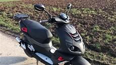 Neuen Roller Gekauft Peugeot Speedfight 4