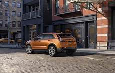 2019 cadillac xt4 a play to court youngsters to the brand