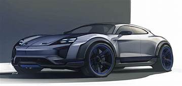 We Expected The Porsche Mission E In Geneva And Got A