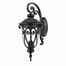 acclaim lighting naples collection 3 light matte black