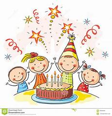 birthday stock vector illustration of birthday