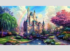 [66 ] Fairytale Background on WallpaperSafari