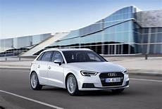 1st place finish for audi a3 sportback g in auto bild