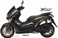 Modifikasi Stiker Nmax by Koleksi 69 Modifikasi Yamaha Nmax Gold Terbaru