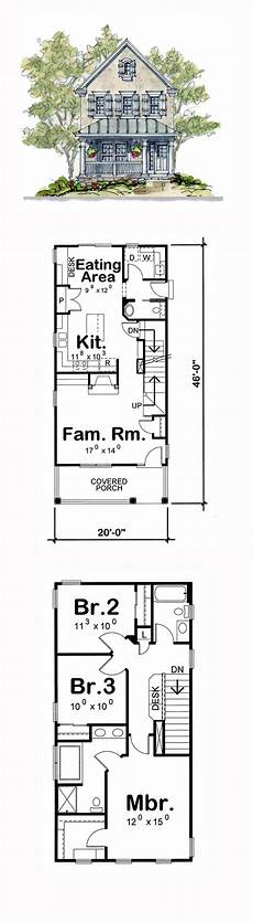 two storey narrow lot house plans the 25 best narrow house plans ideas on pinterest