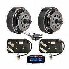 gogoa1 electric car conversion kits 96v 4wd motor at rs