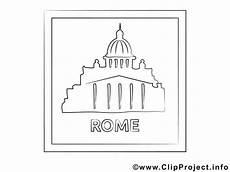 Malvorlagen Kostenlos Rom Rom Reisen Ausmalbild