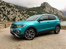 Essai Volkswagen T Cross 2019 Le Petit Dernier