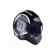 casque roof v8 casque roof boxer v8 lp20 noir blanc blanc noir casque modulable