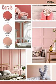 corals coral paint colors pink paint colors room colors