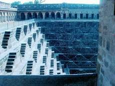 a step up in amazing architecture chand baori stepwell rajasthan india amazing