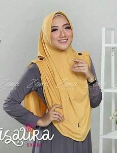 Model Jilbab Terbaru Langsung Pakai Converse