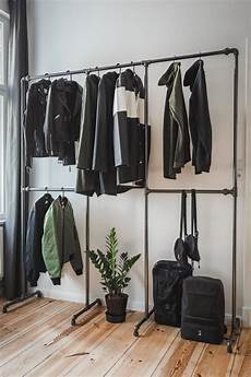clothes rack real frankie industrial style clothes rack frankie is a