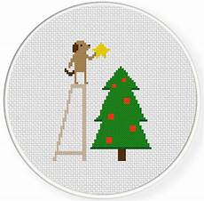 free cross stitch patterns stars christmas star cross stitch pattern daily cross stitch