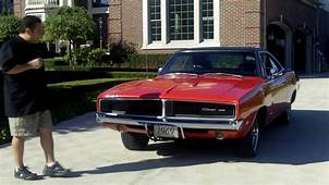 1969 Dodge Charger Special Edition Classic Muscle Car For