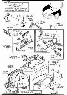 Rx8 Parts List Rx8club