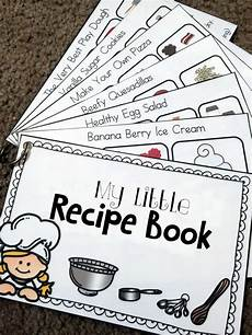 my first recipe book printable cooking classes for kids kids cookbook preschool cooking