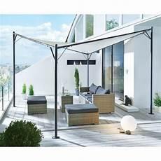 pavillon für terrasse pavillon meridian modern tr 228 ger aus stahl dach aus