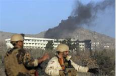 afghan news taliban attack on afghan luxury hotel kills 18 including